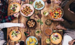 وقتی درباره غذا مینویسیم از چه مینویسیم؟