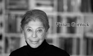 ویویان گورنیک - Vivian Gornick