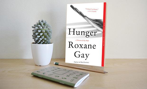 رکسان گِی نویسنده معروف از مشکلات چاقیاش میگوید