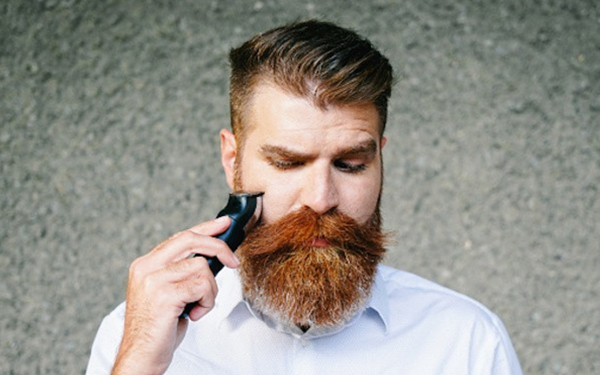 اندر احوالاتِ تراشیدنِ ریش - on shaving a beard